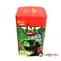 25연발폭죽(TNT스네이크아이)