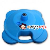 손잡이물통 (실내용, 1자기둥형)