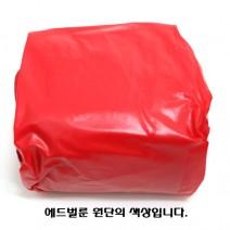 공굴리기용 대형애드벌룬 - 빨강(1.5구)