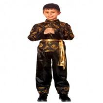 중국의상남자(아동S,M)