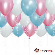 헬륨풍선-베이비샤워 (100개무료배달)