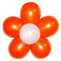 2단꽃풍선-펄오렌지(완성품)