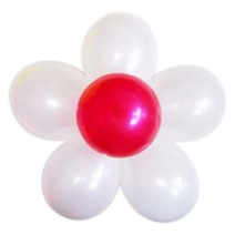 2단꽃풍선-펄화이트(완성품)