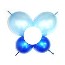 큰꼬리달린나비-블루(완성품)