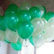 헬륨풍선100개-초록사이다(완성품무료배달)