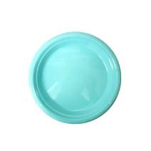 플라스틱접시-소(10개)라이트블루