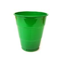 플라스틱컵(10개)그린
