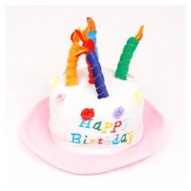 생일케익모자(핑크)