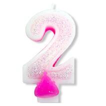 숫자초2-핑크