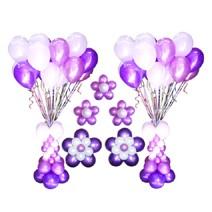 헬륨기둥세트(1쌍)-완성품무료배달