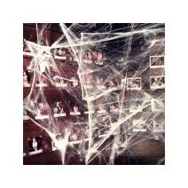 할로윈 거미줄(화이트)