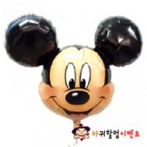 대형은박 (미키마우스얼굴)