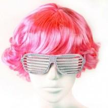 패션가발(핑크)