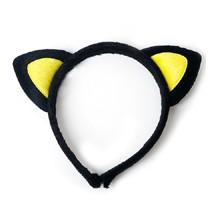고양이머리띠(옐로우)
