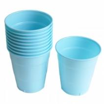 플라스틱컵(30개)라이트블루