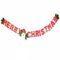 럭셔리크리스마스영문배너