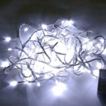 LED100전구(무뚜기백색선/백색불빛)
