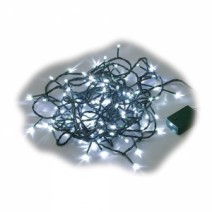 LED100전구(녹색선/백색불빛)