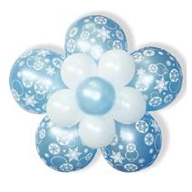 눈송이꽃-블루(완성품)