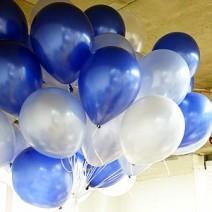 헬륨풍선-블루톤(50개무료배달)