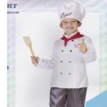 요리사의상(아동S,M)