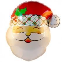 크리스마스산타 (대형은박풍선)