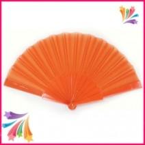 단체응원용 부채 (오렌지)