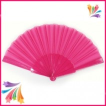 단체응원용 부채 (핑크)