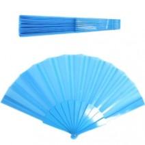 단체응원용 부채 (블루)