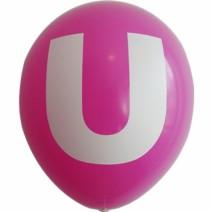 영문 알파벳 이니셜풍선 ( U )