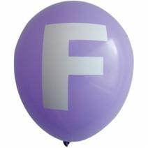 영문 알파벳 이니셜풍선 ( F )