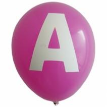 영문 알파벳 이니셜풍선 ( A )