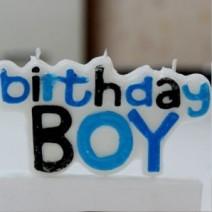 생일초(보이)