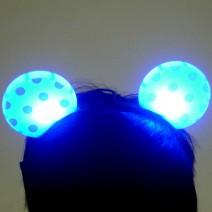 라이트미키머리띠(블루)