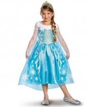 디즈니 프로즌 엘사 디럭스 드레스(4~6세)
