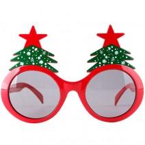 크리스마스 트리안경