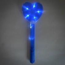 LED 하트봉 (블루)
