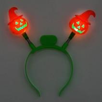 LED점등 럭셔리호박머리띠