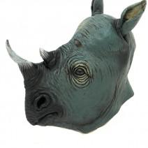 코뿔소가면(대여)