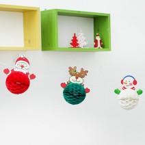 허니컴 크리스마스 3총사 (6개입)