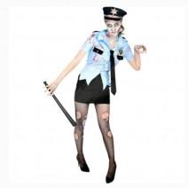 좀비여경찰 의상(대여)